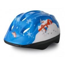 Viva H-10 Kids Cycling Helmet Blue