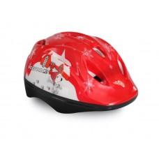 Viva H-10 Kids Cycling Helmet Red