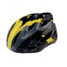 Viva H-50 Cycling Helmet Black Yellow