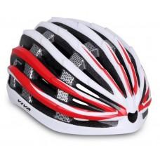 Viva H-500 JR Cycling Helmet Red White