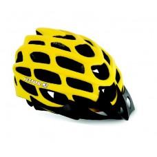 Viva H-70 Cycling Helmet Matt Yellow