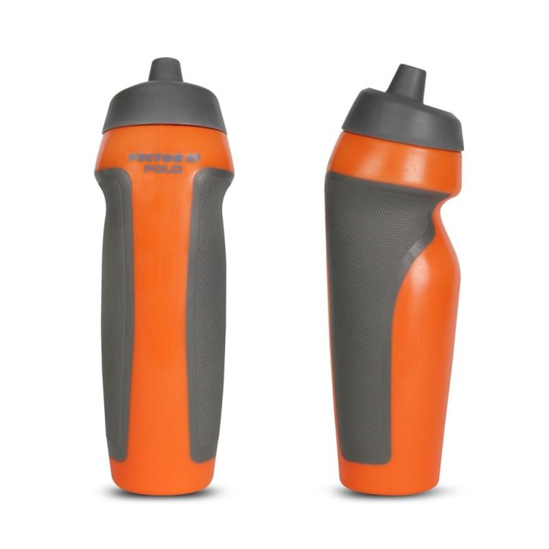 Buy Viva Polo Cycling Water Bottle Orange 600ml Online In