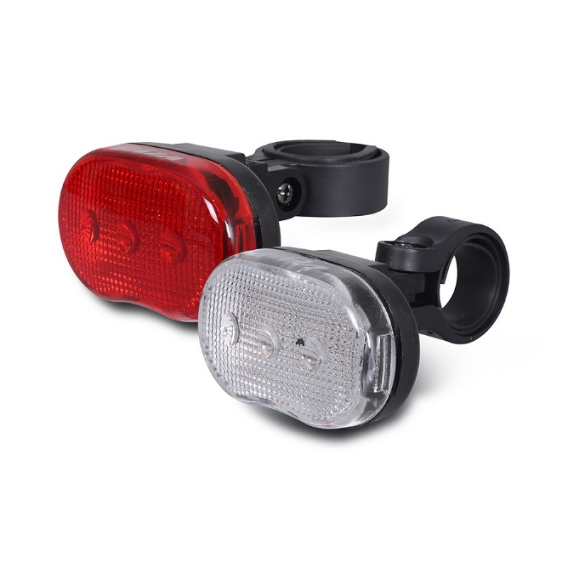 Viva VB 006-N Cycle Light Front and Rear Combo