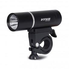 Viva VB 246-3W Cycle Head Light Aluminium