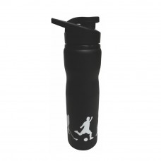 Viva Velocity AB-201 Stainless Steel Cycling Water Bottle Black