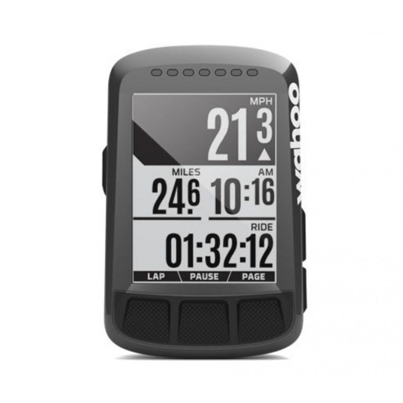 Wahoo Elemnt Bolt GPS Bike Computer Black