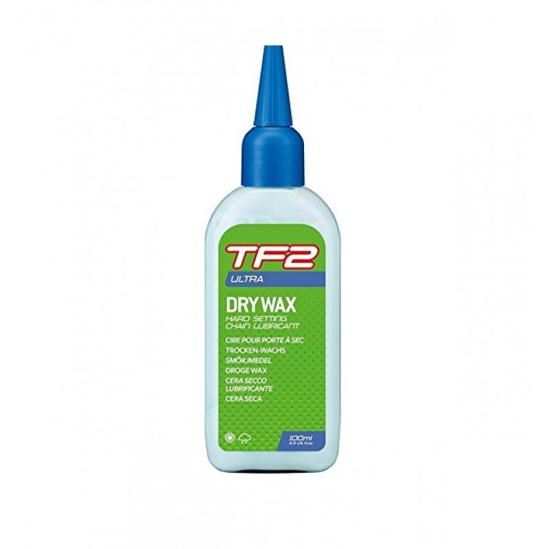 TF2 Ultra Dry Wax Chain Lube 100ml