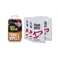 Dirtwash Bike Frame Wipes (Pack of 5)