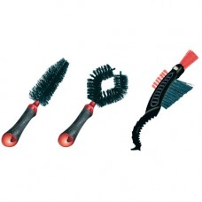 Dirtwash Bike Cleaning 3 Brush Set