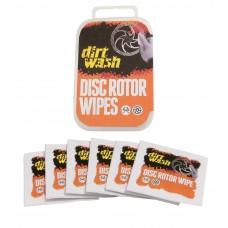 Dirtwash Disc Rotor Wipes