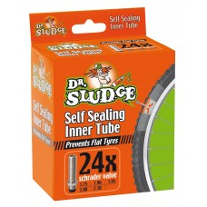 Dr.Sludge 24 Sealant Pre Filled Schrader Inner Tube