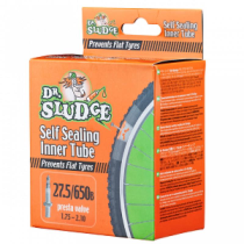 Dr.Sludge 27.5 Sealant Pre Filled Presta Inner Tube