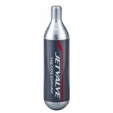 Jetvalve (16g) CO2 Cylinder