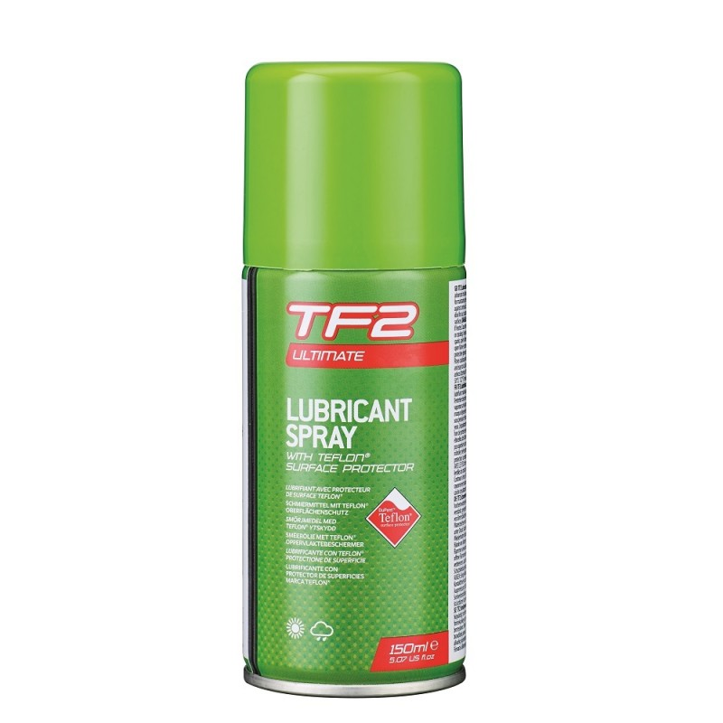 TF2 Ultimate Aerosol Spray with Teflon 150ml