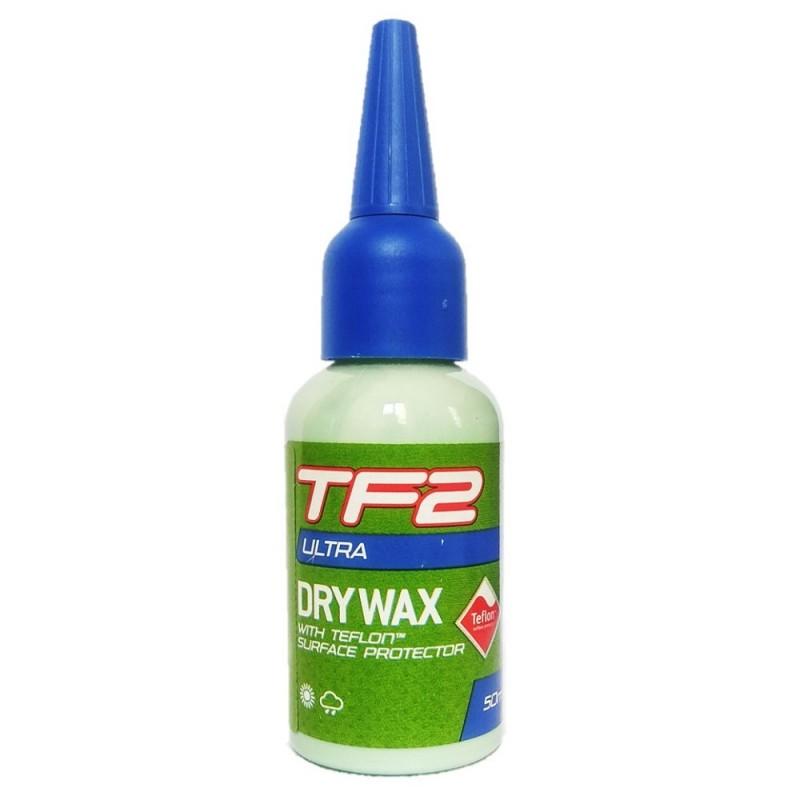 TF2 Ultra Dry Wax Chain Lube 50ml
