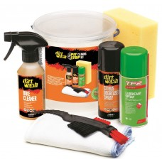 Dirtwash Pit Stop Cleaning Kit