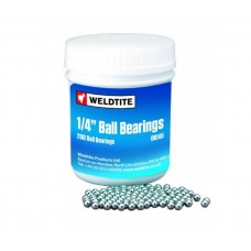 "Weldtite 1/4"" Ball Bearings (200)"