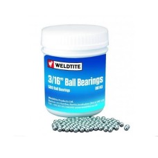 "Weldtite 3/16"" Ball Bearings (500)"