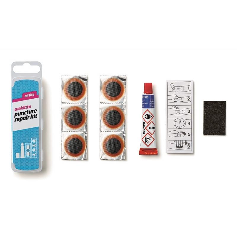 Weldtite Airtite Puncture Repair Kit
