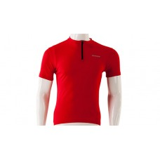 XMR 100 Mens Cycling Jersey Red (MCT021)