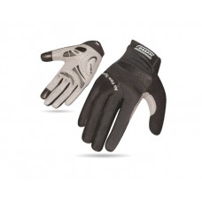 XMR Air Flow Gel Full Finger Hand Gloves Black (AI-03-915)