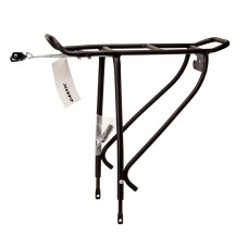 XMR Alloy Pannier Cycling Rack Rear Matt Black (CL597)