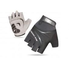 XMR Concept Gel Half Finger Hand Gloves Black (AI-03-121)