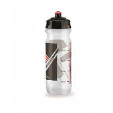XMR ET-Race Series Transparent Water Bottle Red 600ml