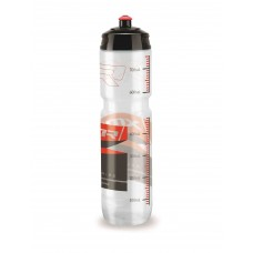 XMR ET-Race Series Transparent Water Bottle Red 800ml