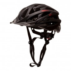XMR Men RAD/MTB Cycling Helmet Black (MV29)