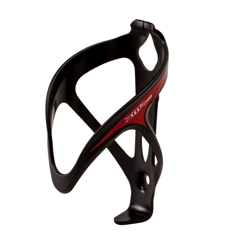 XMR Plastic Bottle Cage Black (CL-078)