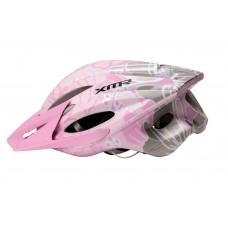 XMR Raden Ripples Bike Helmet Pink (F-44)
