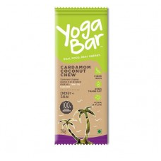Yoga Bars Cardamom and Coconut