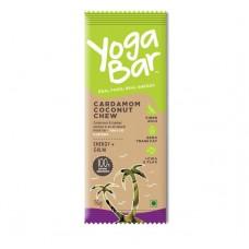 Yoga Bars Cardamom and Coconut