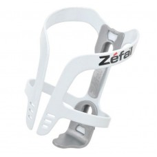 Zefal Bottle Cage Pulse Anodised Alloy White