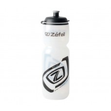 Zefal Premier 75 Transparent Bottle Grey Push 750ml