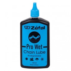 Zefal Pro Wet Lube Bottle 120Ml