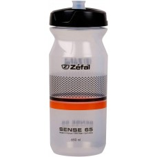 Zefal Sense M65 Water Bottle 650Ml Translucent