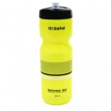 Zefal Sense M80  Water Bottle 800Ml Neon Yellow