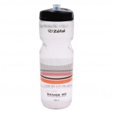 Zefal Sense M80 Translucent Bottle 800ml