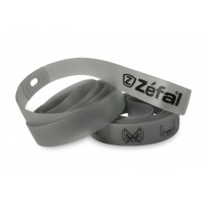 Zefal Soft Pvc Rim Tapes Road 16mm Grey 1 Pair Blister