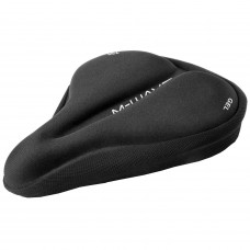 M-Wave Anatomic Gel Saddle Cover-265Mm Black