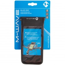 M-Wave Black Bay Bag For Mobile Devices Black