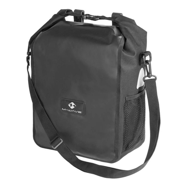 M-Wave Edmonton Side Bag Black