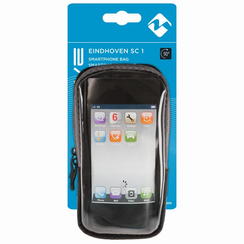 M-Wave Eindhoven Sc 1 Bag For Mobile Devices Black