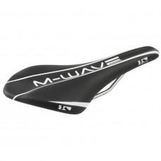 M-Wave Fritz Racing Saddle Black