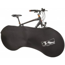 M-Wave Indoor Bicycle Cover Garage Black