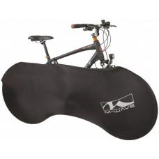 M-Wave Indoor Bicycle Cover Garage Black