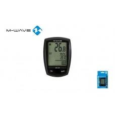 M-Wave M21W Bicycle Speed Meter