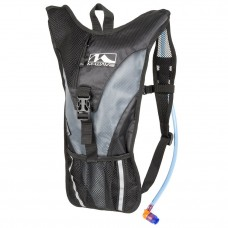 M-Wave Maastricht H2O Water Backpack Black Grey